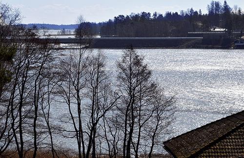 Saunaniemen nimistö kumpuaa merenkulun ja salakuljetuksen historiasta