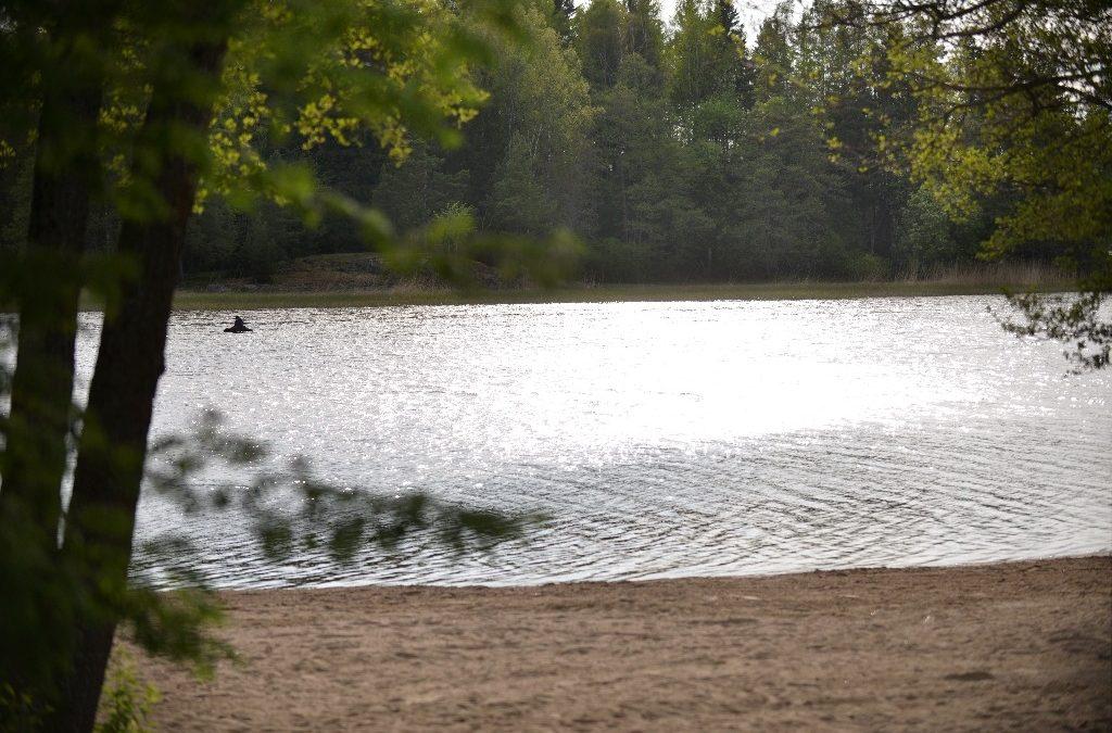 Espoon Saunaniemi on luontoa ja merta rakastavan asuinpaikka
