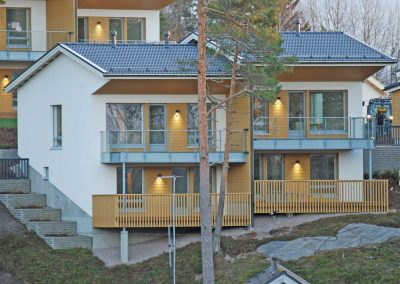 Tapulimäki 4-6, Saunaniemi, Espoo