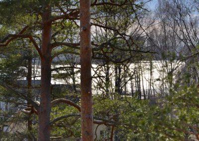 Myytävät asunnot Espoo, Saunaniemi: Yksi muuttovalmis 113 neliön asunto merellisessä Saunaniemessä