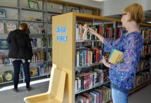 Saunaniemi - Saunalahden kirjasto