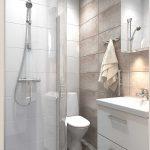 Myytävät asunnot Espoo Saunaniemi: Saunaniemen Sirrin yläkerran WC/Kylpyhuone