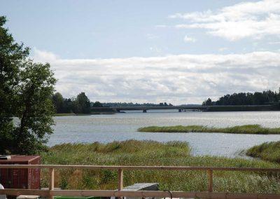 Myytävät asunnot, Espoo, Saunaniemi: Kaksi 119 neliön asuntoa, merinäkymät